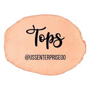 Tops - TOPS TOPS TOPS!! 🍂🍁🍂😍